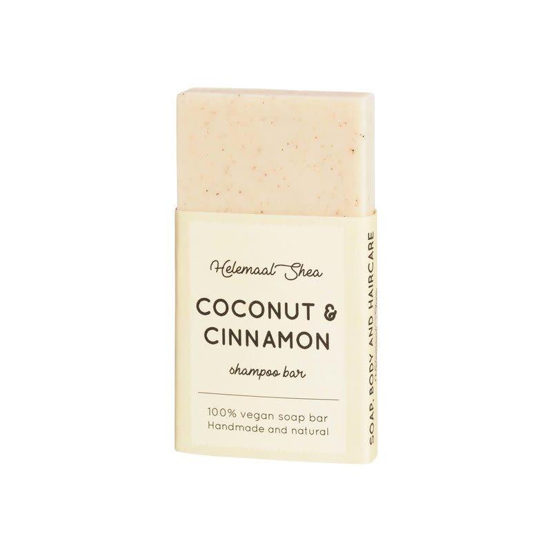 helemaalshea - kokos-kaneel-shampoo-bar---mini-tester