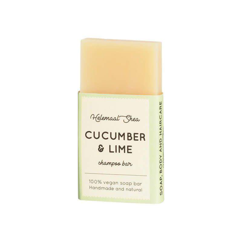 helemaalshea - komkommer-limoen-shampoo-bar---mini-tester