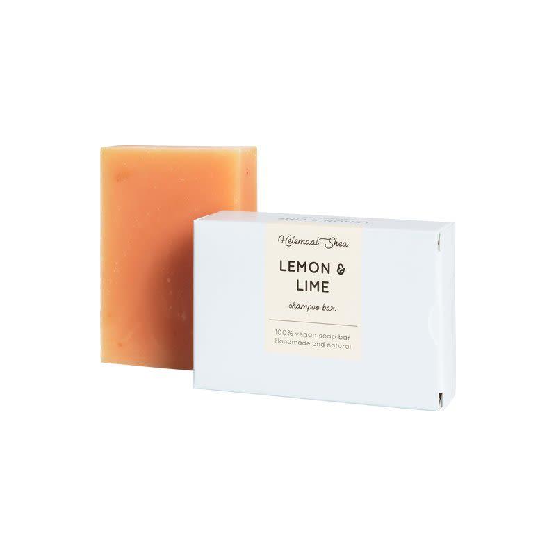 helemaalshea - lemon-lime-shampoo-bar