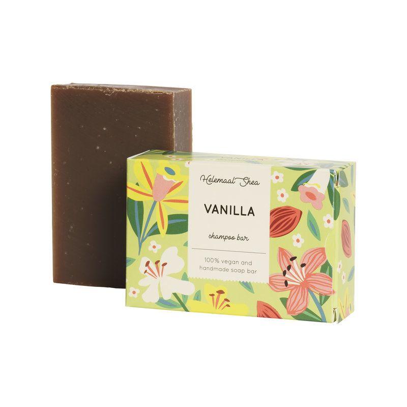 helemaalshea - vanille-shampoo-bar