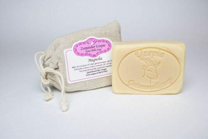 uzepia - magnolia-goat-milk-soap