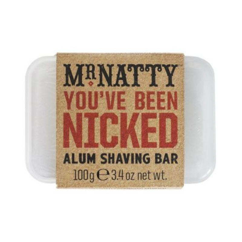 mr-natty - youve-been-nicked-alum-bar