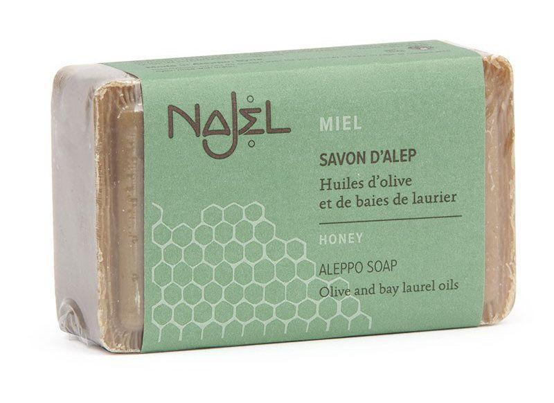 najel - aleppo-olijfzeep-honing