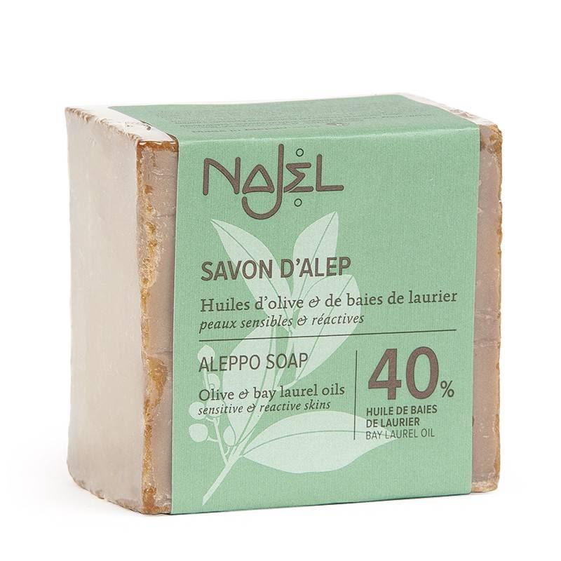 najel - aleppo-soap-with-40-bay-laurel-oil