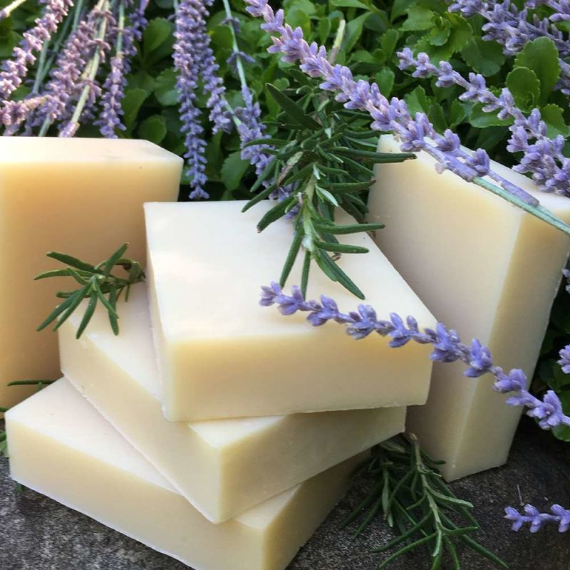 chagrin-valley - rosemary-lavender-shampoo-bar