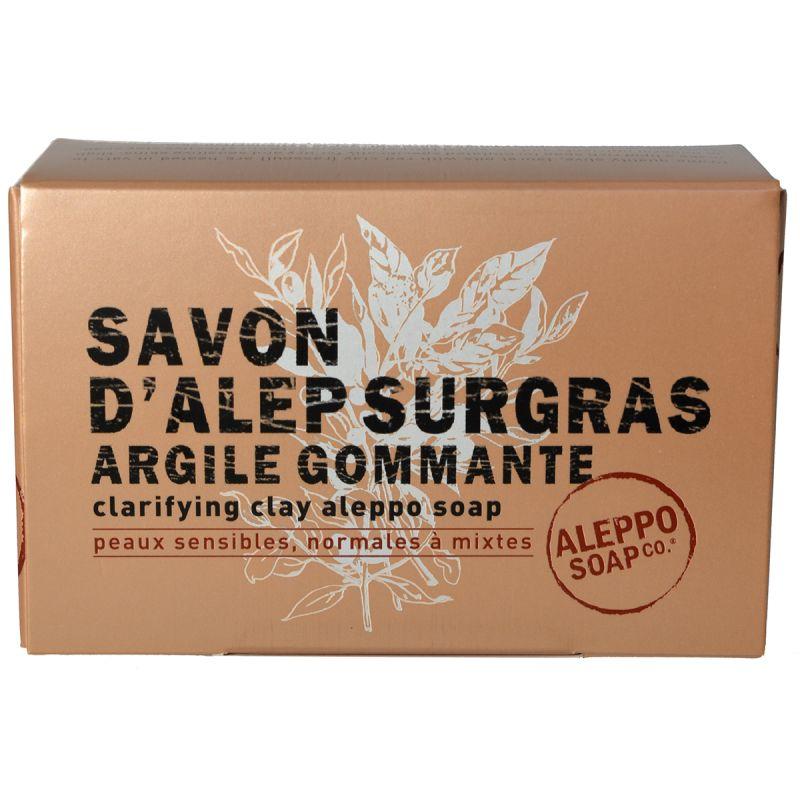 aleppo-soap-co - aleppo-zeep-met-klei