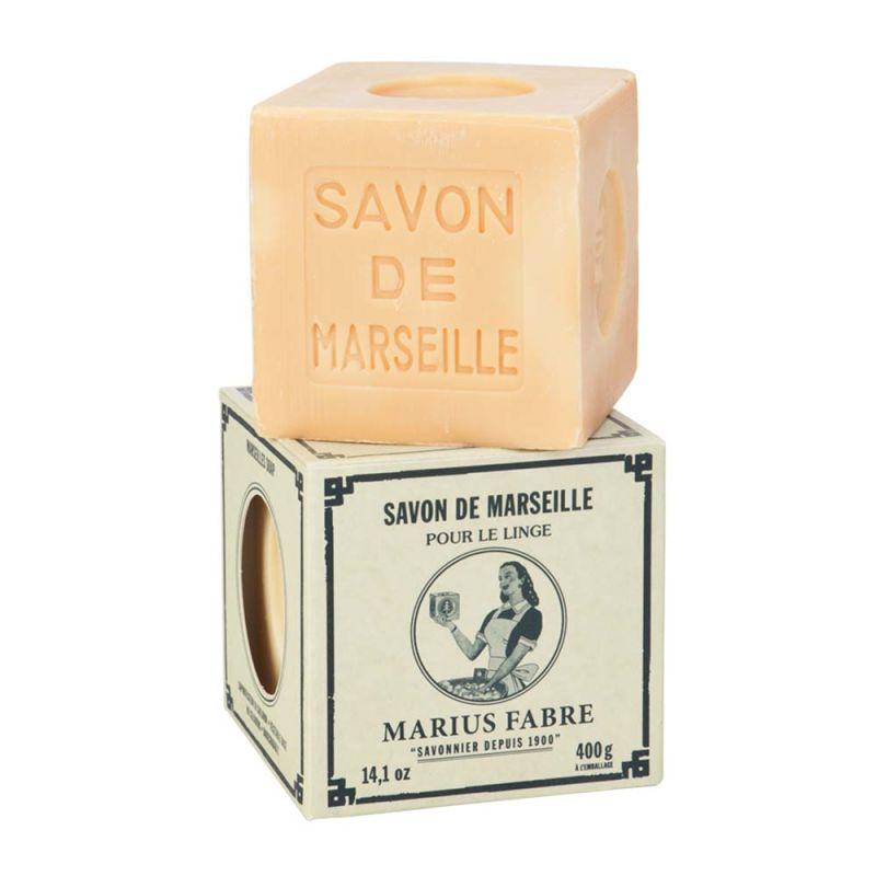 marius-fabre - savon-de-marseille-blanc