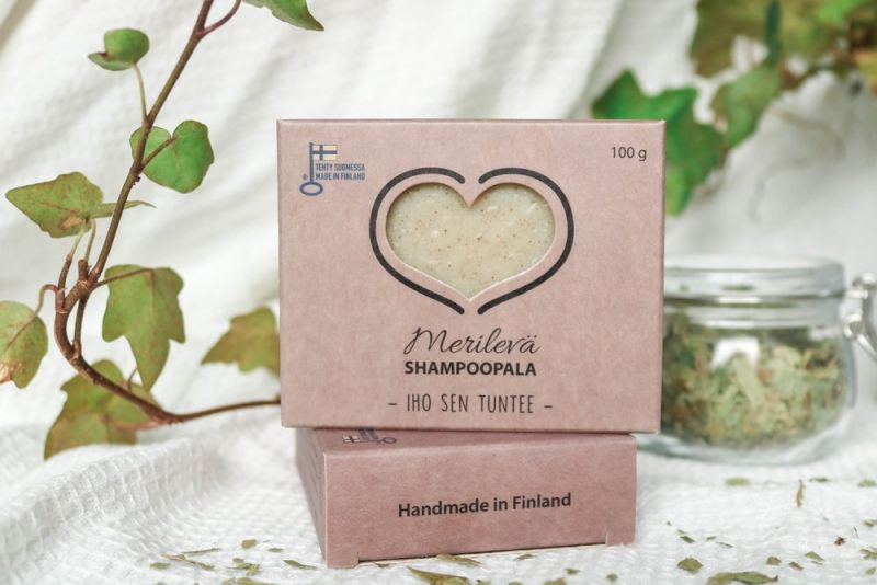 carita-kosmetiikka - zeewier-shampoo-bar-geurloos