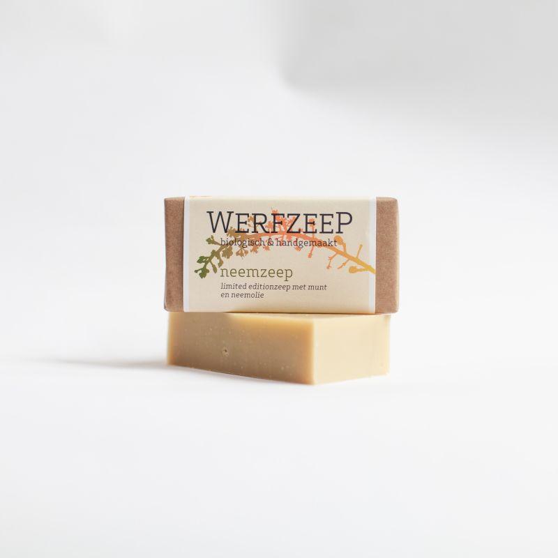 werfzeep - neemzeep-limited-edition
