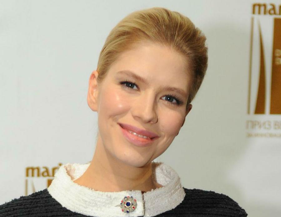 Лена Перминова поменялась одеждой с пятилетней дочерью