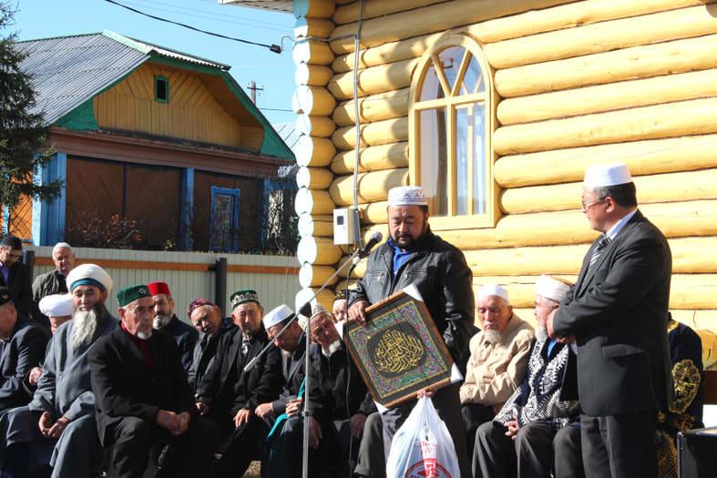 подарки для мечети