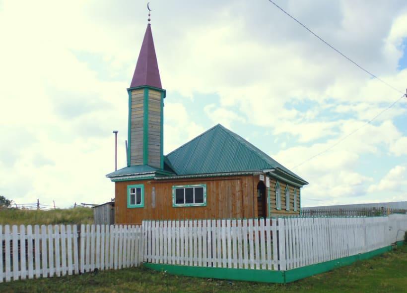 Таштимеровская мечеть
