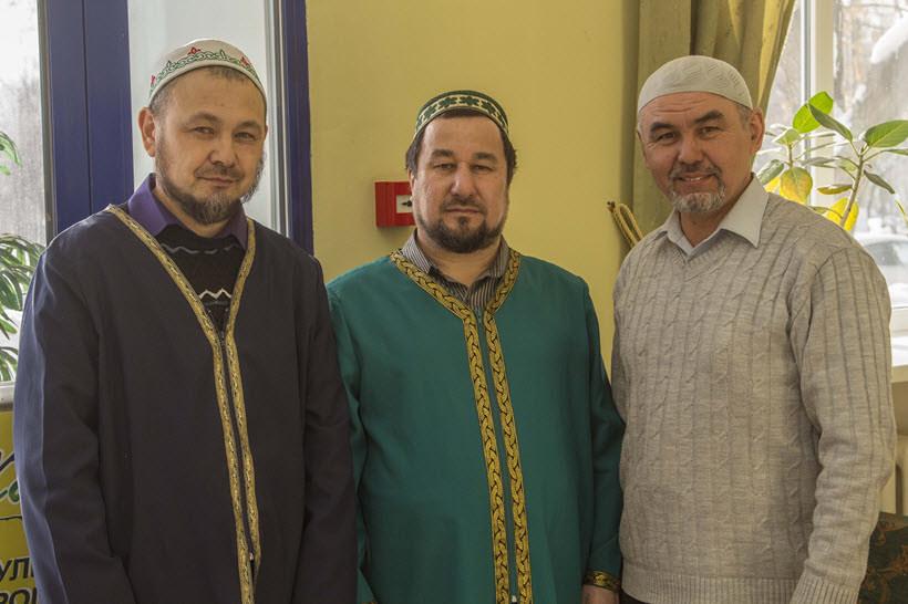 имамы Ислама