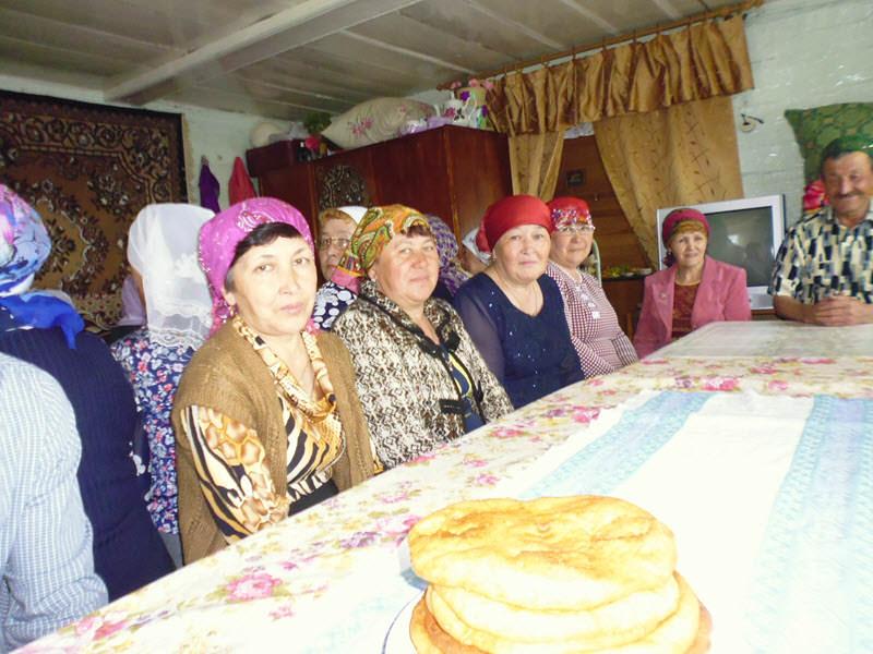 Аумышево, Таштимеровский сельсовет
