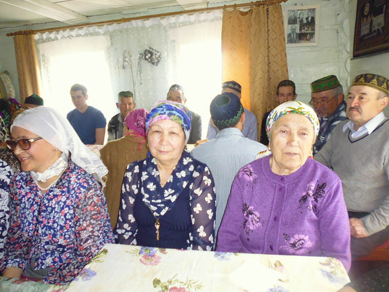 Әумеш ауылы мусулмандары