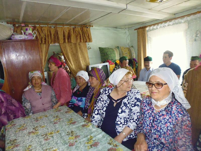 мусулманки Башкортостана