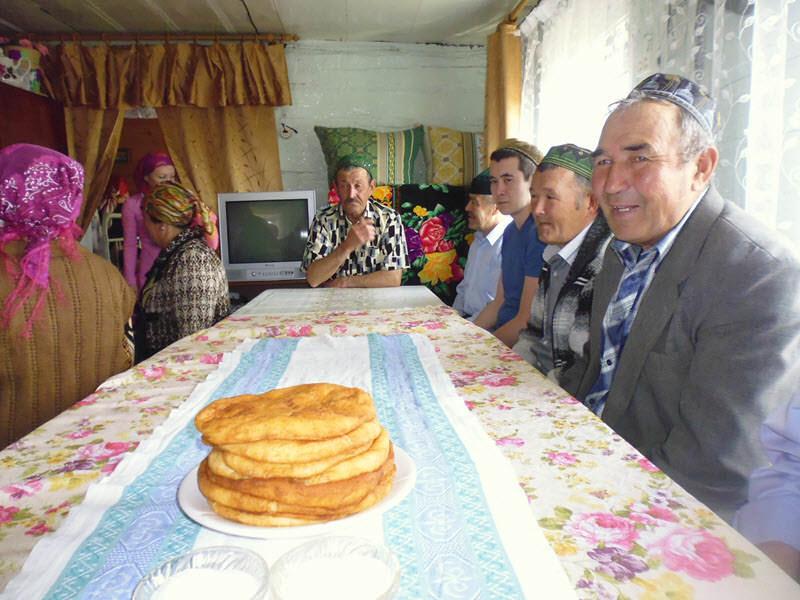 Деревня АУМЫШЕВО