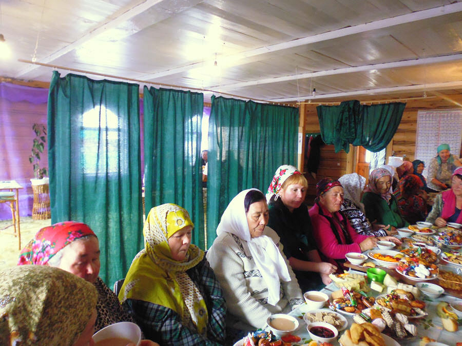 мусульманки Абзелиловского района