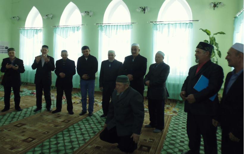 имамы деревень Абзелиловского района