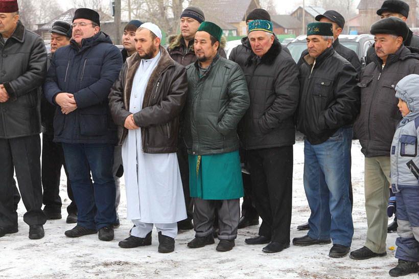 гости мусульмане из города Магнитогорска