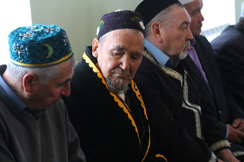 мусульмане Таштимеровского сельсовета