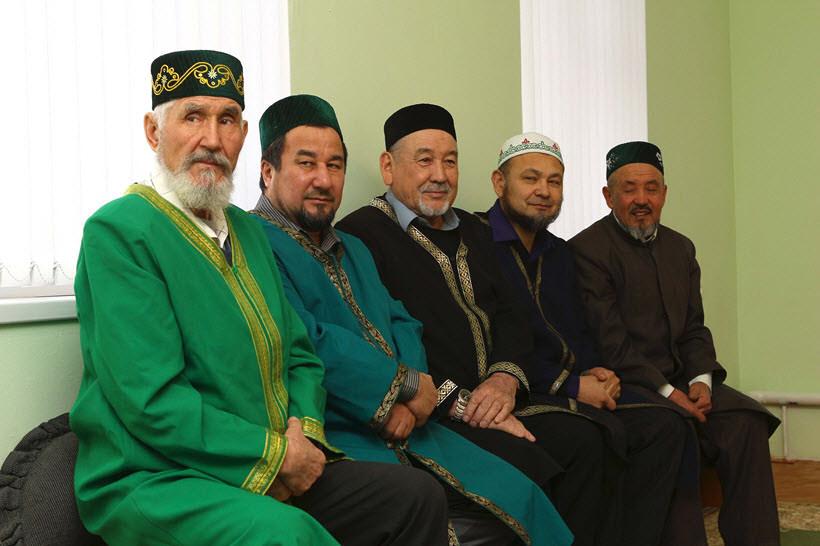 имамы Абзелиловского района