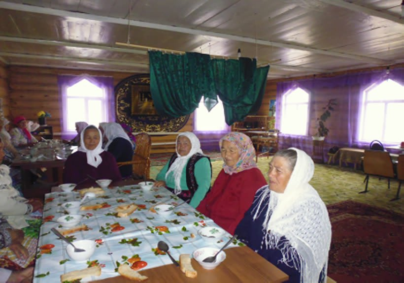 Таштимеровский мечеть