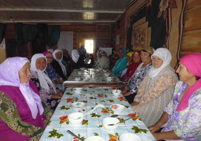 Таштимер ауылы мәсете