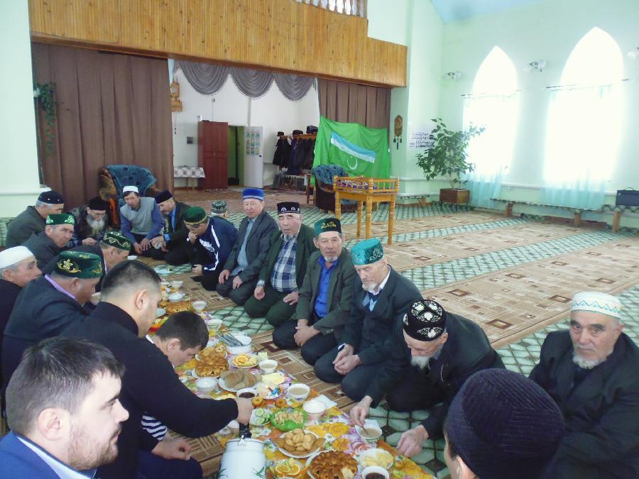 имамы Зауралья Башкортостана
