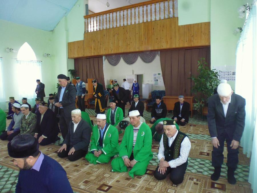 мечеть Аскарово