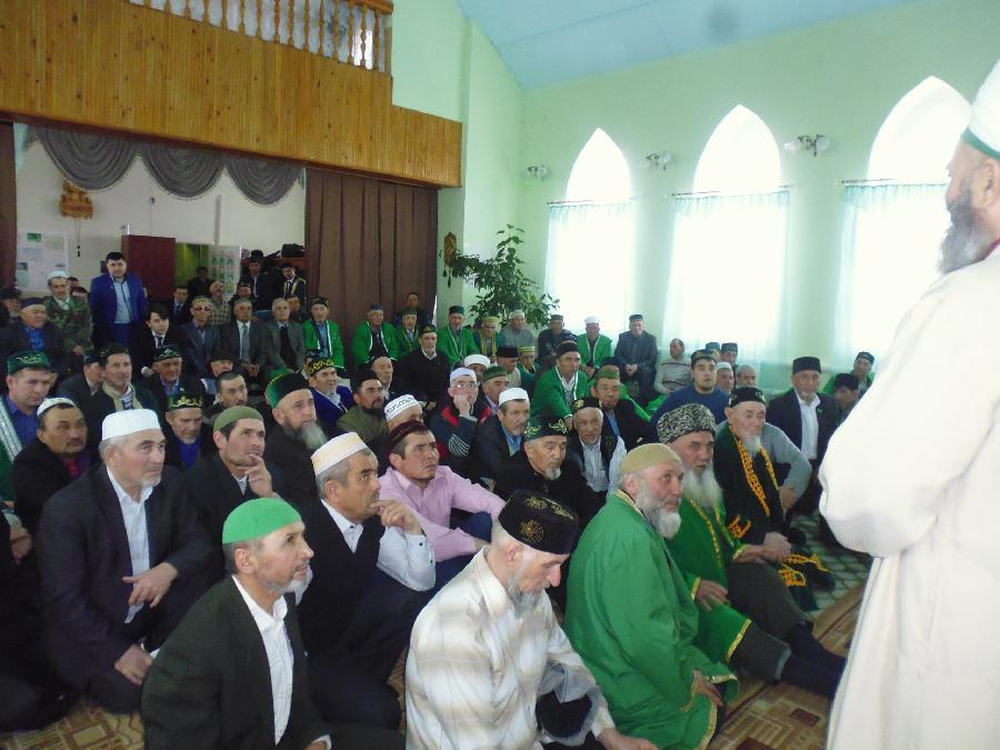совещание имамов