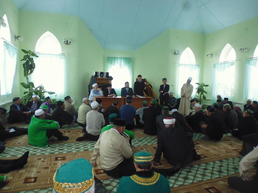 Зауралье, Аскаровсая мечеть
