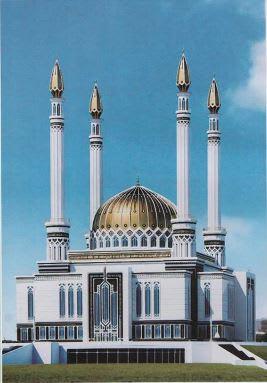 мечеть Ар-Рахим. г. Уфа