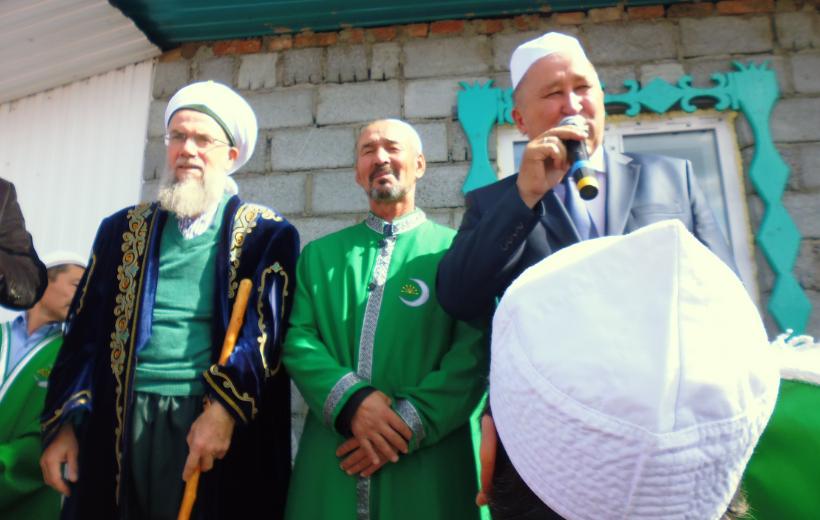 глава администрации Абзелиловского района