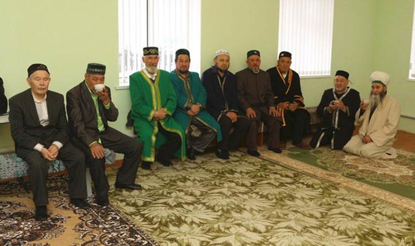 мусульмане Башкирии