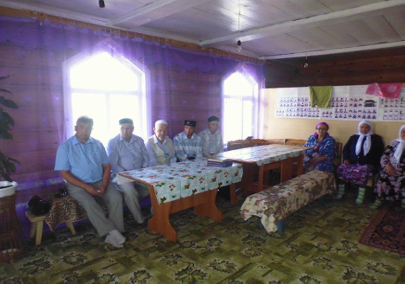 мусульмане мечети Таштимерово