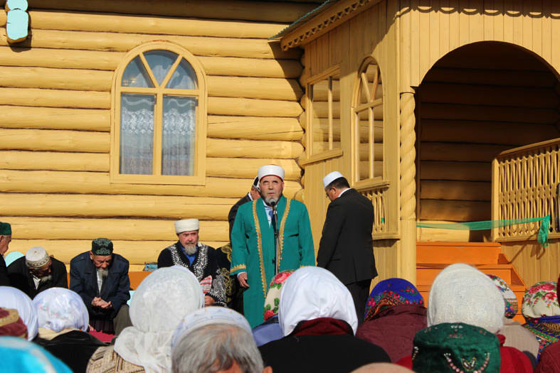 торжественная речь имама
