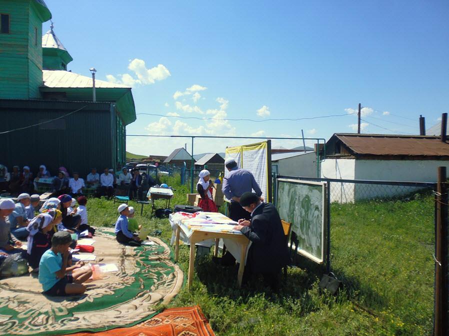 конкурс Корана Тупаково