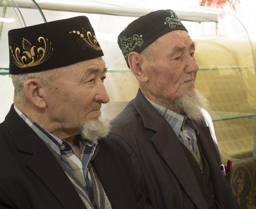 муллы башкирских деревень