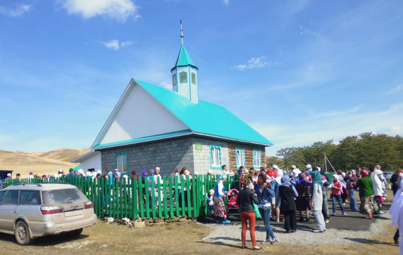 мечеть деревни Тал Кускарово