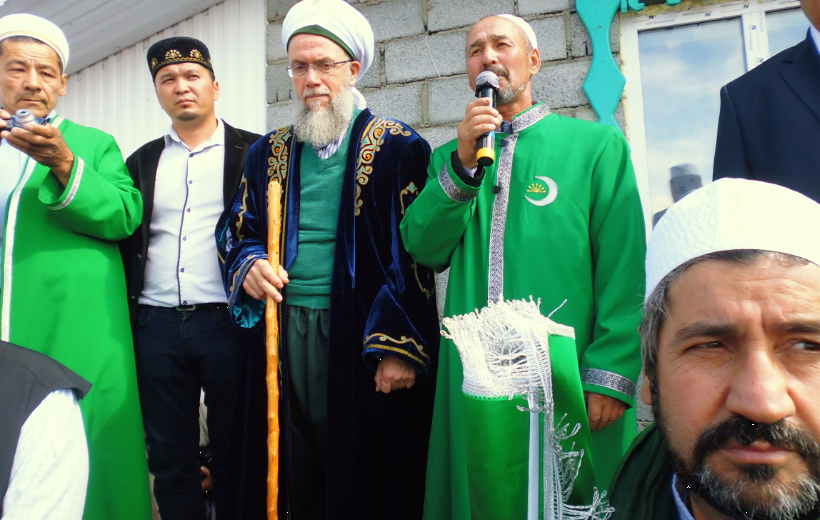 Мехмет хазрат и имамы Абзелиловского района