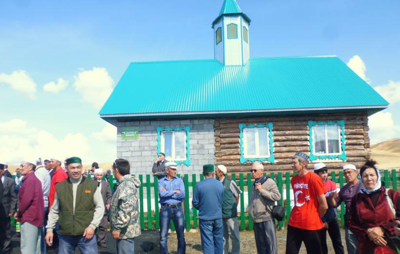 мечет Тал Кускарово открытие