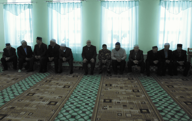 имамы мечетей