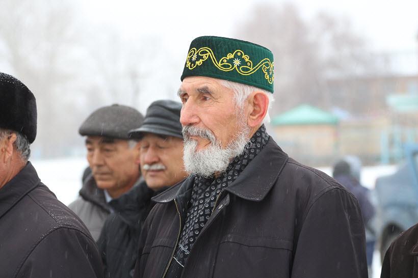 жители деревни Абзелил