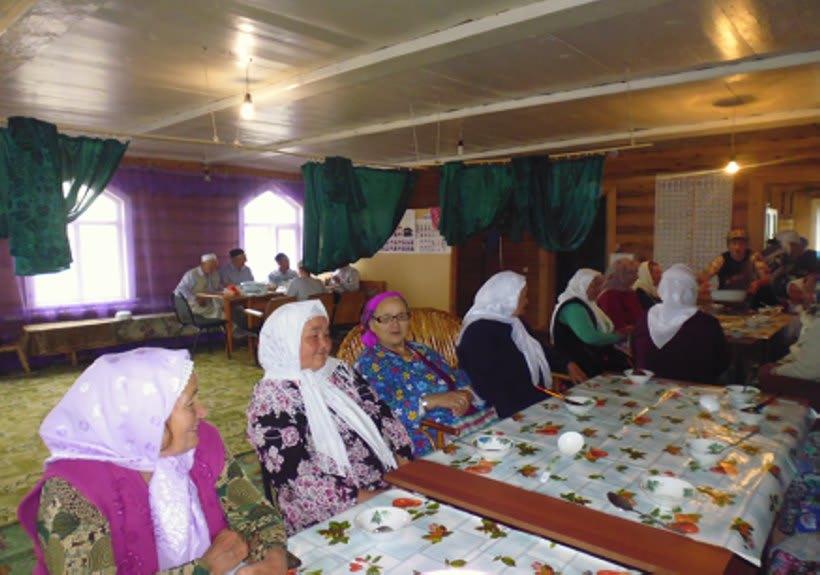 Таштимерово мечеть