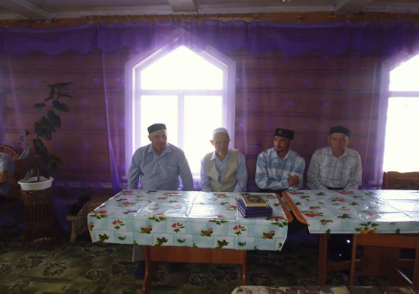мусульмане Таштимерово