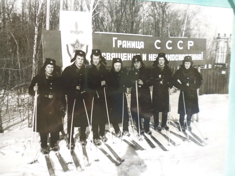 ГРАНИЦА СССР