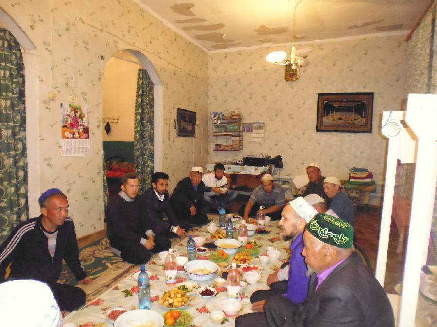 Абзелиловский район, деревня Тупаково, мечеть