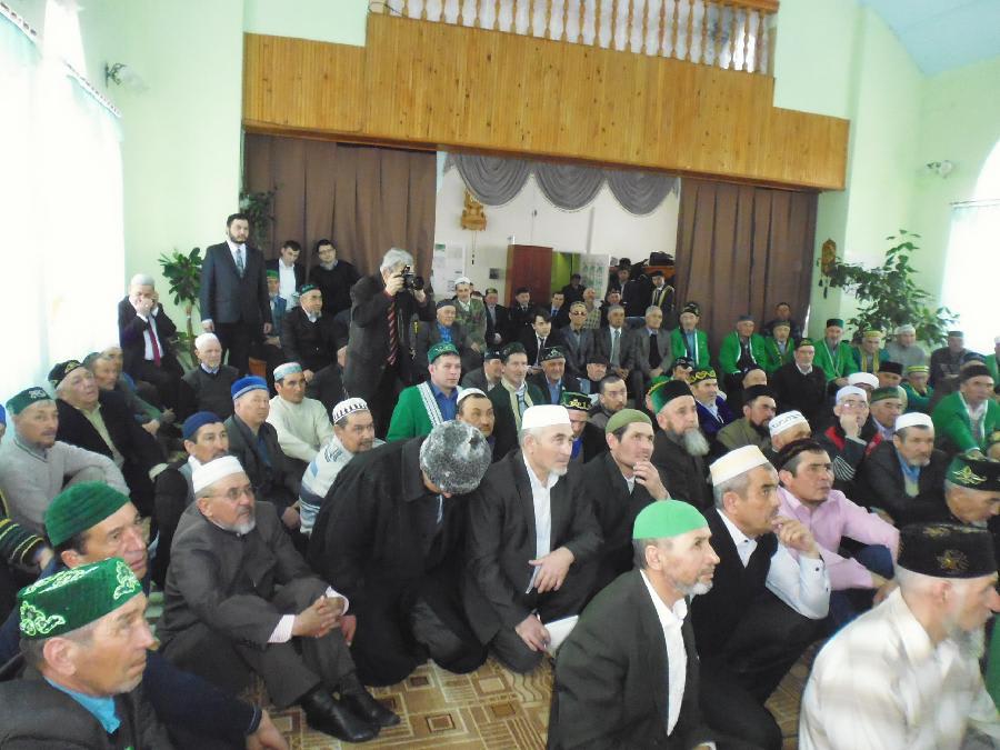 АСКАРОВСКАЯ мечеть