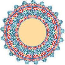 орнамент круг